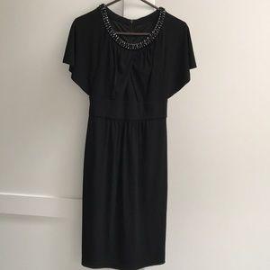Donna Rocco black dress